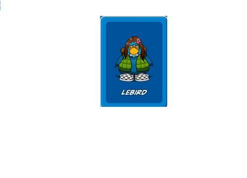 lebird